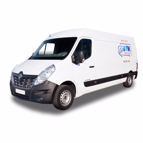 Van and Industrial Vehicles Rental